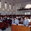 第1回朝鮮基督教連盟(KCF)訪問1989年7月29日〜8月12日