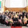 関西聖書神学院、「2011年度卒業式」を執り行う