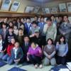 関東地方会青年連合会(関東連)と中部地方会青年連合会(中部連)による春の合同修養会