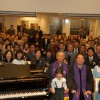 <西南地方会> 福岡中央教会 感謝の献堂式を挙行