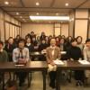 西部地方教会女性連合会の「会長会議」